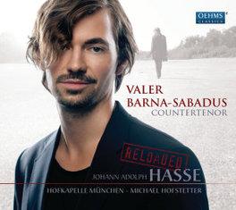 HASSE RELOADED HOFKAPELLE MUNCHEN/M.HOFSTETTER/VALER BARNA-SABADUS VALER SABADUS, CD