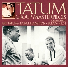TATUM GROUP MASTERP.3 Audio CD, ART TATUM, CD