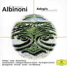 ADAGIO & CONCERTOS CAMERATA BERN Audio CD, T. ALBINONI, CD