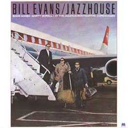 JAZZHOUSE Audio CD, BILL EVANS, CD