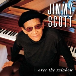 OVER THE RAINBOW Audio CD, JIMMY SCOTT, CD