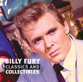 CLASSICS & COLLECTABLES Audio CD, BILLY FURY, CD