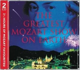 WORLD'S GREATEST MOZART W/ASHKENAZY/BELL/KIRKBY/LUPU/GEORG SOLTI/SUMI JO/A.O. Audio CD, W.A. MOZART, CD