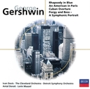 ORCHESTRAL WORKS DETROIT S.O., CLEVELAND ORCH.