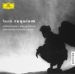 FAURE REQUIEM Audio CD, BATTLE/SCHMIDT, CD