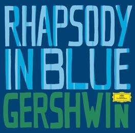 RHAPSODY IN BLUE LOS ANGELES PHILHARMONIC Audio CD, BERNSTEIN/LEVINE, CD