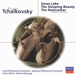 BALLET SUITES ISRAEL P.O., NPO P.I. TCHAIKOVSKY, CD