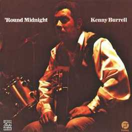 ROUND MIDNIGHT Audio CD, KENNY BURRELL, CD