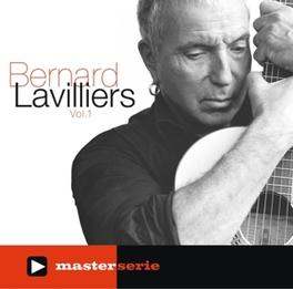 MASTER SERIE VOL.1 EDITION 2009 BERNARD LAVILLIERS, CD