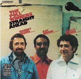 STRAIGHT AHEAD Audio CD, KESSEL, MANNE & BROWN, CD
