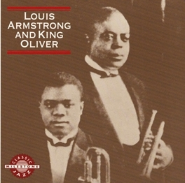 LOUIS ARMSTRONG & KING OL W/KING OLIVER Audio CD, LOUIS/KING OLI ARMSTRONG, CD