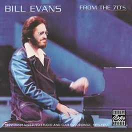 FROM THE 70'S Audio CD, BILL EVANS, CD
