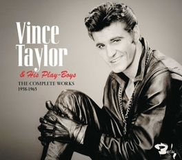 COMPLETE WORKS 1958-1965 TAYLOR, VINCE & SES PLAY, CD