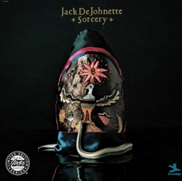 SORCERY Audio CD, JACK DEJOHNETTE, CD