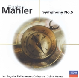 SYMPHONY NO.5 LOS ANGELES P.O./Z.MEHTA G. MAHLER, CD
