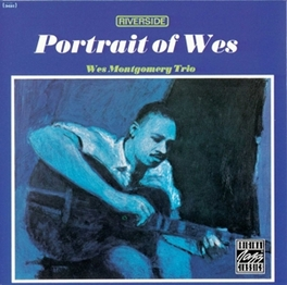 PORTRAIT OF WES Audio CD, MONTGOMERY, WES -TRIO-, CD