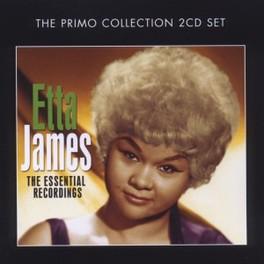 ESSENTIAL RECORDINGS ETTA JAMES, CD