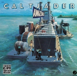 AMAZONAS Audio CD, CAL TJADER, CD