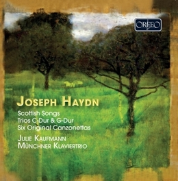 HAYDN:SCOTTISH SONGS/2.. W/MUNCHNER KLAVIERTRIO Audio CD, JULIE KAUFMAN, CD