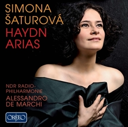 HAYDN ARIAS SATUROVA/NDR RADIO-PHILHARMONIE//DE MARCHI, A. Audio CD, J. HAYDN, CD