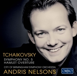 SYMPHONY NO.5/HAMLET.. ..OVERTURE//CITY OF BIRMINGHAM SO//A. NELSON Audio CD, P.I. TCHAIKOVSKY, CD