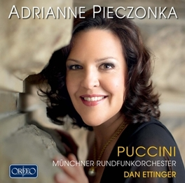 ADRIANNE PIECZONKA.. .. SINGS PUCCINI//MUNCHNER RFO/ETTINGER Audio CD, G. PUCCINI, CD