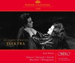 ELEKTRA VIENNA STATE OPERA 1965/KARL BOHM R. STRAUSS, CD
