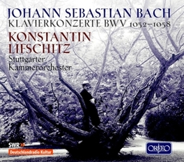 KLAVIERKONZERTE BWV1052-1 STUTTGARTER KAMMERORCHESTER/K.LIFSCHITZ J.S. BACH, CD