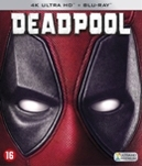 Deadpool, (Blu-Ray 4K Ultra...