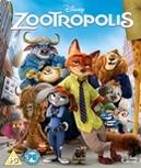 Zootropolis, (Blu-Ray)
