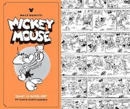 Walt Disney's Mickey Mouse Vol. 10 'Planet of Faceless Foes', Bill, Walsh, Hardcover