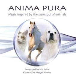 ANIMA PURA NIC/MARGRIT COATES RAINE, CD