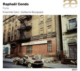 FURIA ENSEMBLE CAIRN/GUILLAUME BOURGOGNE R. CENDO, CD