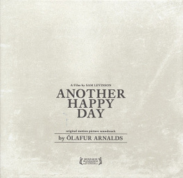ANOTHER HAPPY DAY OLAFUR ARNALDS, CD