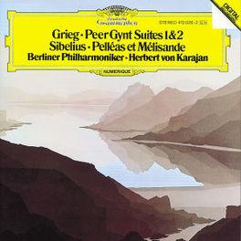 PEER GYNT SUITES 1&2/PELL KARAJAN/BP Audio CD, GRIEG/SIBELIUS, CD
