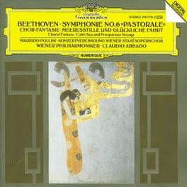 CHORAL FANTASIA/NO.6 PAST WP/ABBADO Audio CD, L. VAN BEETHOVEN, CD