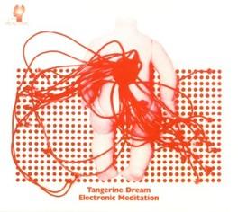ELECTRONIC MEDITATION NEWLY REMASTERED 1970 ALBUM TANGERINE DREAM, CD