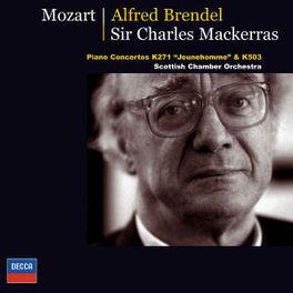 PIANO CONCERTOS K271,503 SCOTTISH CHAMBER ORCH./CHARLES MACKERRAS/BRENDEL Audio CD, W.A. MOZART, CD