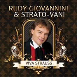 VIVA STRAUSS GIOVANNINI, RUDI & STRATO, CD