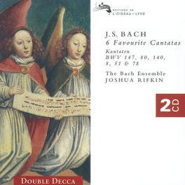 CANTATAS BACH ENSEMBLE/RIFKIN Audio CD, J.S. BACH, CD