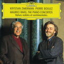 PIANO CONCERTOS IN G ZIMMERMAN/CLEVELAND ORCH/LSO/BOULEZ