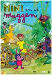 Mini en de muggen, (DVD)