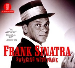 SWINGING WITH FRANK FRANK SINATRA, CD