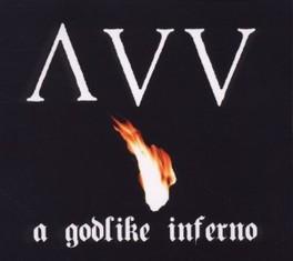 A GODLIKE INFERNO ANCIENT VVISDOM, CD