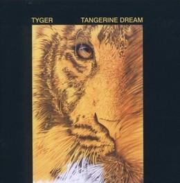 TYGER NEW REMASTERED 1987 ALBUM W/2 BONUS TRACKS TANGERINE DREAM, CD
