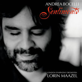SENTIMENTO W/LONDON SO/LORIN MAAZEL -INCL. 1 BONUSTRACK- Audio CD, ANDREA BOCELLI, CD