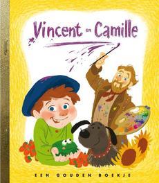 Vincent en Camille GOUDEN BOEKJES SERIE gouden boekje, Van Blerk, René, Hardcover