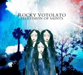 TELEVISION OF SAINTS ROCKY VOTOLATO, CD