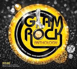 GLAM ROCK ANTHOLOGY V/A, CD