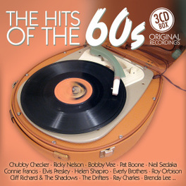 HITS OF THE 60'S V/A, CD